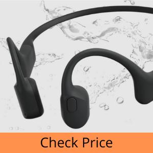 AfterShokz Aeropex bone conduction headphone