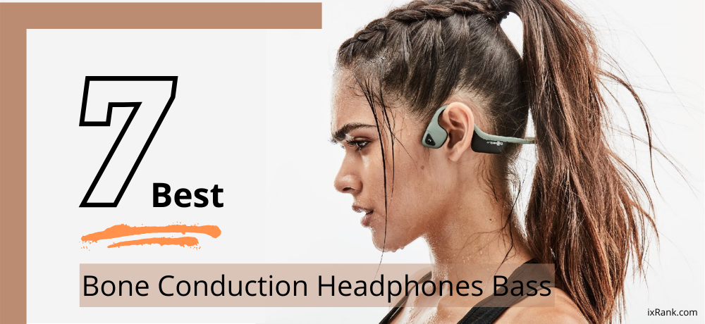 Best Bone Conduction Headphones Bass