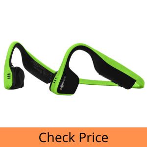 AfterShokz Titanium AS600OB bone conduction headphones for audio